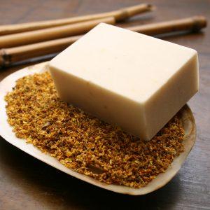 珍珠桂花皂 Pearl & Sweet Osmanthus Soap
